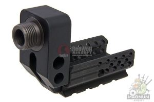 Nine Ball S.A.S. Front Kit for Tokyo Marui USP GBB - Black