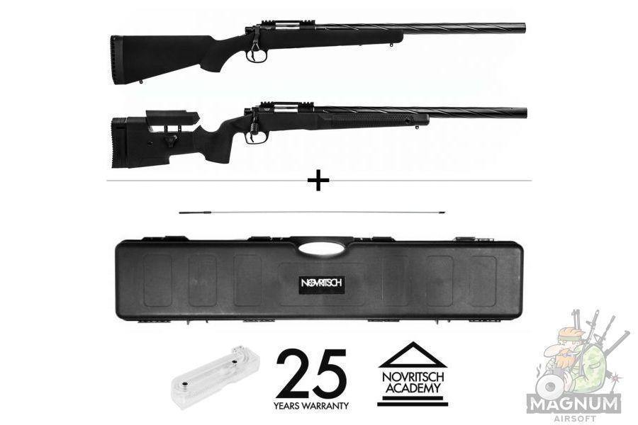 Novritsch SSG10 A1 Airsoft Sniper Rifle
