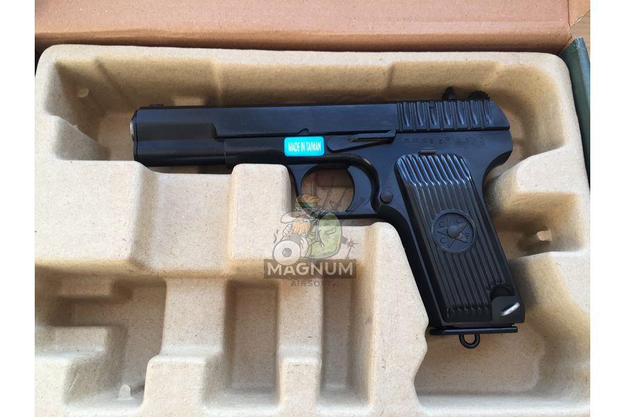 WE TT 1 - Пистолет WE ТТ Токарев GGBB (GP122)
