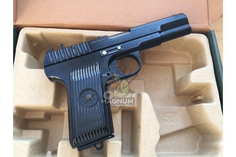 WE TT 2 - Пистолет WE ТТ Токарев GGBB (GP122)