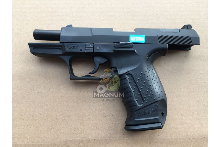 WE WALTHER P99 2 - Пистолет WE WALTHER P99 GBB WE-PX001-BK