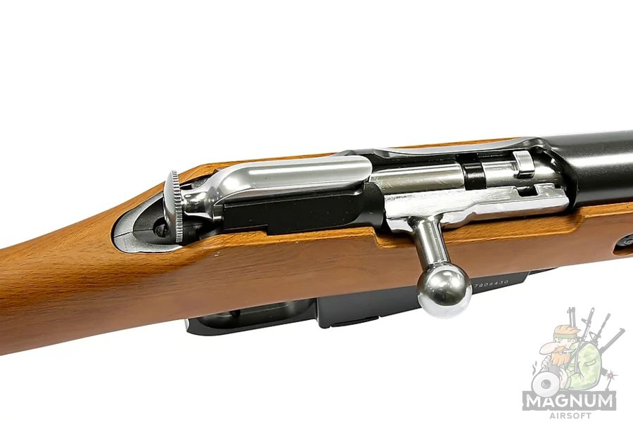 WG Mosin Nagant M44 CO2 Bolt Action Rifle 3 - Винтовка Мосина WG Mosin Nagant M44 CO2 Bolt Action Rifle