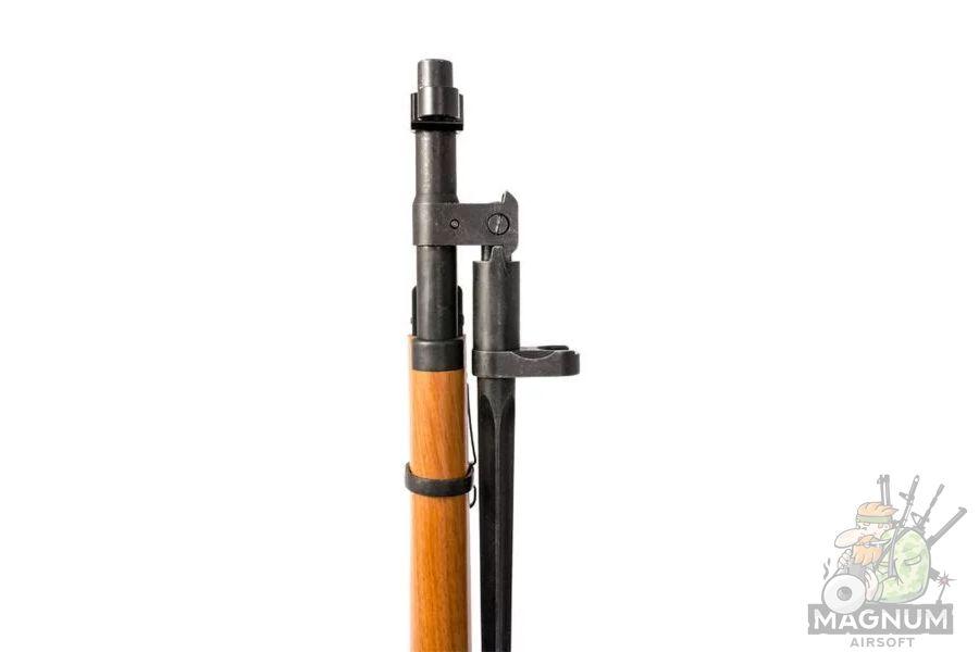 WG Mosin Nagant M44 CO2 Bolt Action Rifle 4 - Винтовка Мосина WG Mosin Nagant M44 CO2 Bolt Action Rifle