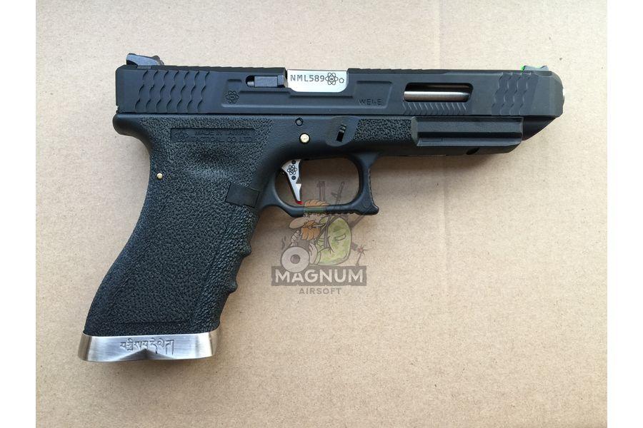 IMG 4187 18 04 20 06 43 - Пистолет WE GLOCK-34 G-Force WE-G008WET-5