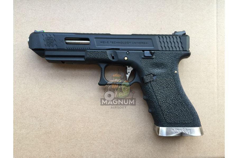 IMG 4188 18 04 20 06 43 - Пистолет WE GLOCK-34 G-Force WE-G008WET-5