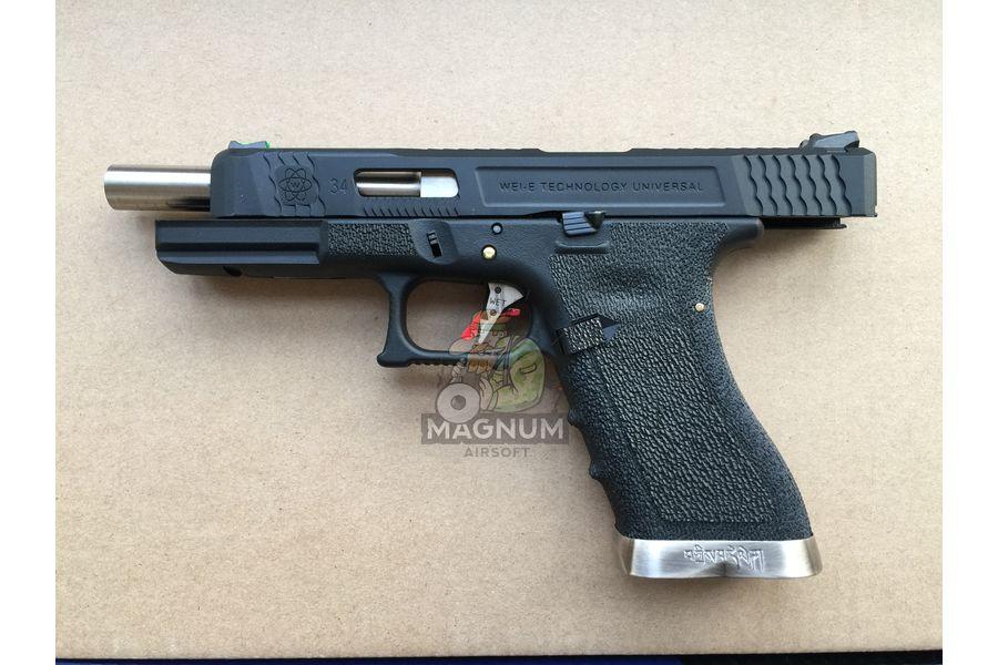 IMG 4190 18 04 20 06 43 - Пистолет WE GLOCK-34 G-Force WE-G008WET-5
