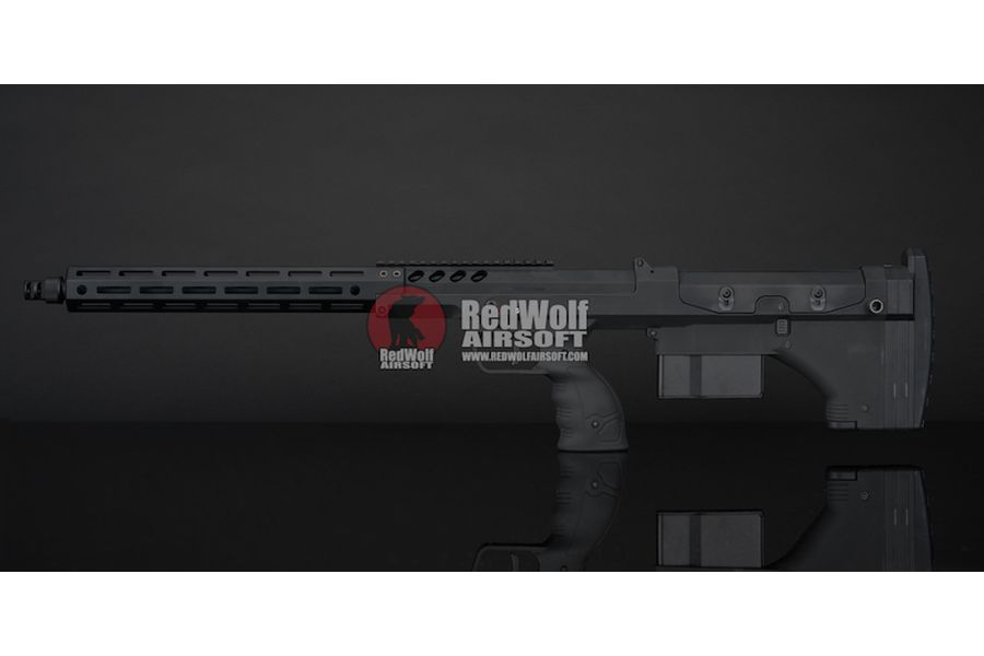 Silverback SRS A2 (22 inches Barrel) Licensed by Desert Tech - BK