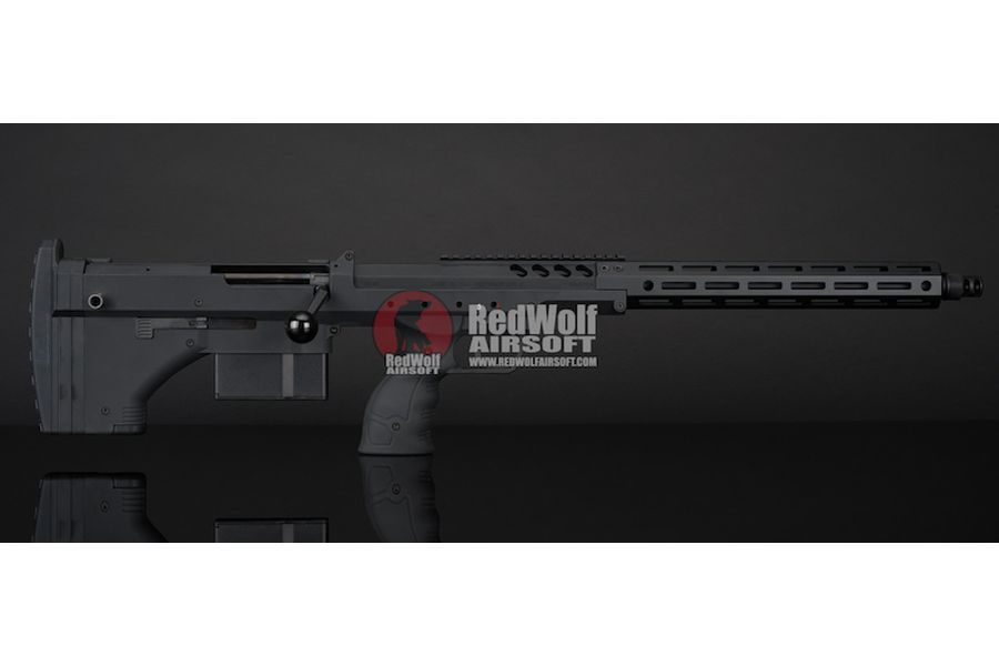 Silverback SRS A2 (22 inches Barrel) Licensed by Desert Tech - BK (Left Hand)