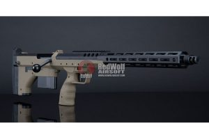 Silverback SRS A2 (22 inches Barrel) Licensed by Desert Tech - FDE (Left Hand)