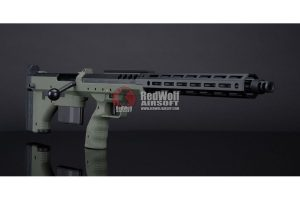 Silverback SRS A2 (22 inches Barrel) Licensed by Desert Tech - OD (Left Hand)
