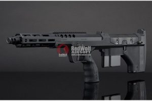 Silverback SRS A2 Covert (16 inches Barrel) Licensed by Desert Tech - BK (Left Hand)