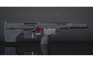 Silverback SRS A2 Sport (16 inches Barrel) Licensed by Desert Tech - BK