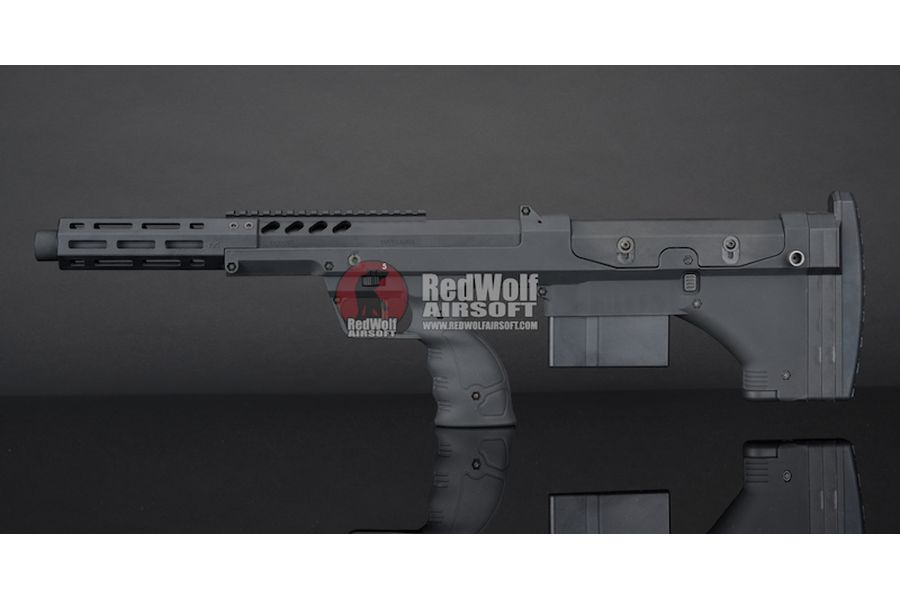 Silverback SRS A2 Sport (16 inches Barrel) Licensed by Desert Tech - BK (Left Hand)