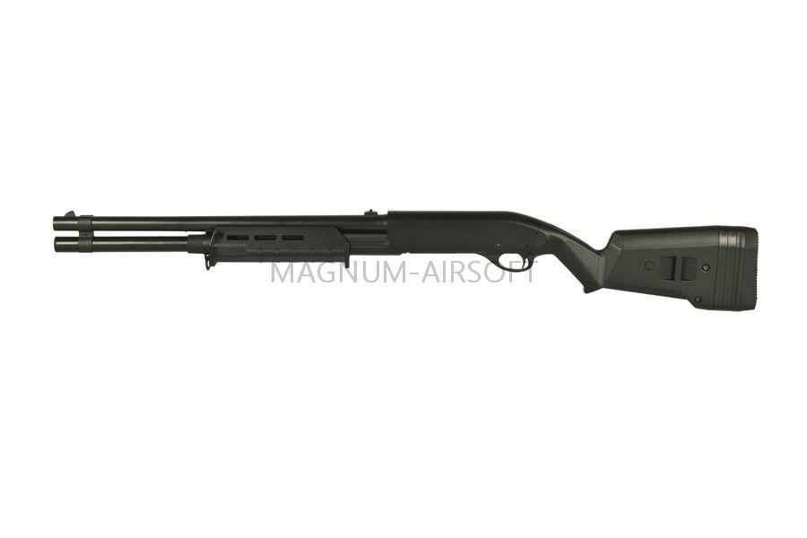 Drobovik Cyma Remington M870 MAGPUL metall BK CM355LM BK 2 1 - Дробовик Cyma M870 MAGPUL SPRING CM355LM BK