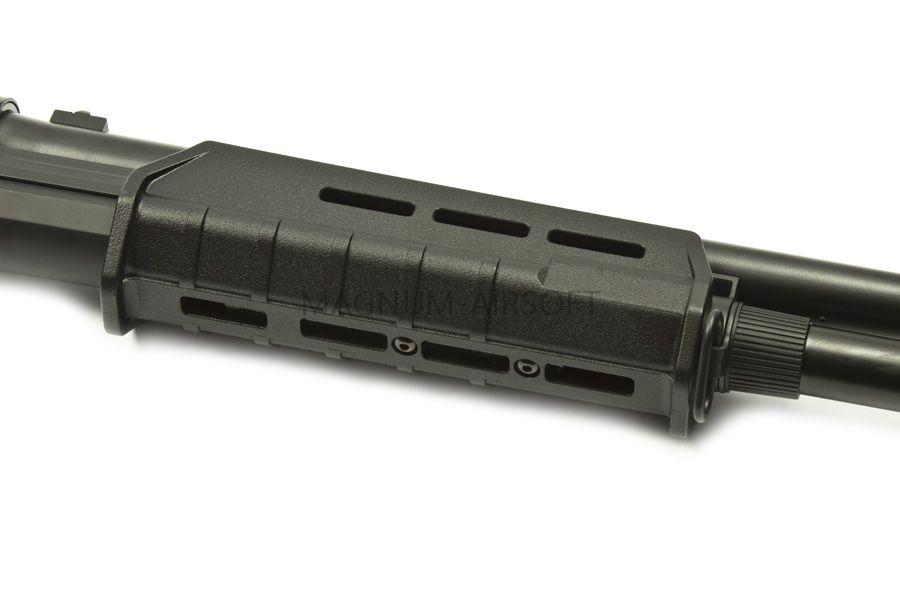 Drobovik Cyma Remington M870 MAGPUL metall BK CM355LM BK 4 1 - Дробовик Cyma M870 MAGPUL SPRING CM355LM BK