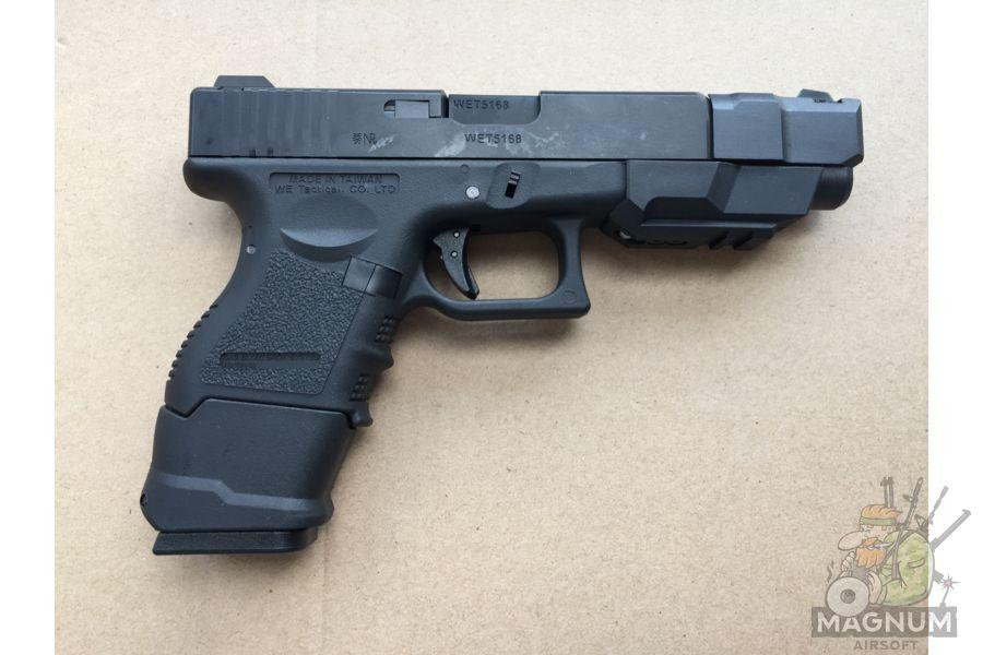 IMG 4810 - Пистолет WE GLOCK-33 gen3 WE-G007A-BK / GP624