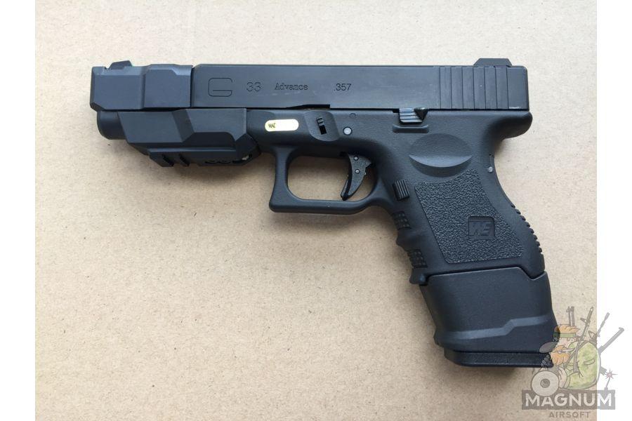 IMG 4811 - Пистолет WE GLOCK-33 gen3 WE-G007A-BK / GP624