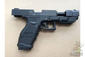 IMG 4812 300x200 - Пистолет WE GLOCK-33 gen3 WE-G007A-BK / GP624