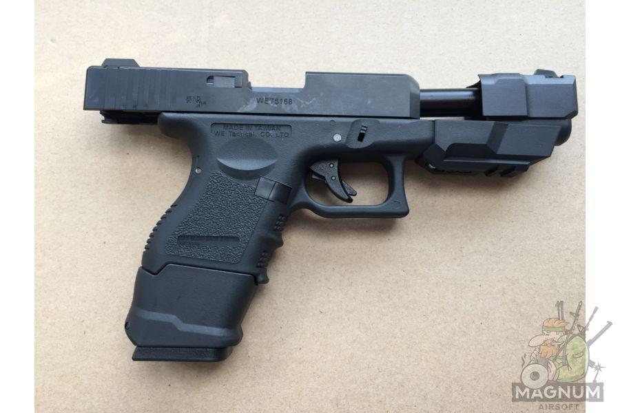 IMG 4812 - Пистолет WE GLOCK-33 gen3 WE-G007A-BK / GP624
