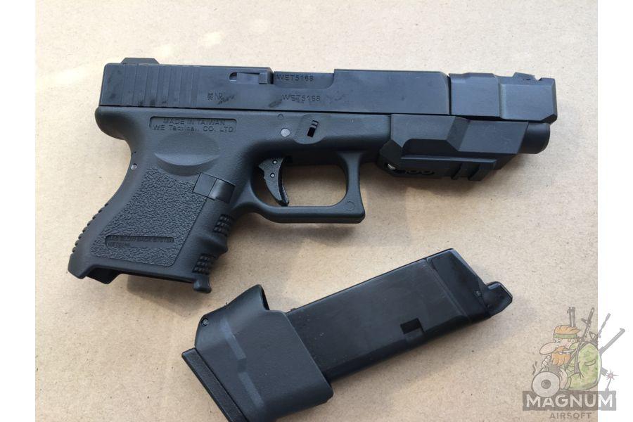 IMG 4814 - Пистолет WE GLOCK-33 gen3 WE-G007A-BK / GP624
