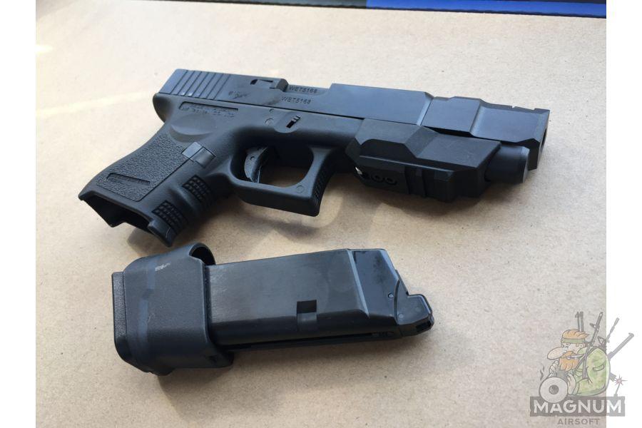 IMG 4815 - Пистолет WE GLOCK-33 gen3 WE-G007A-BK / GP624