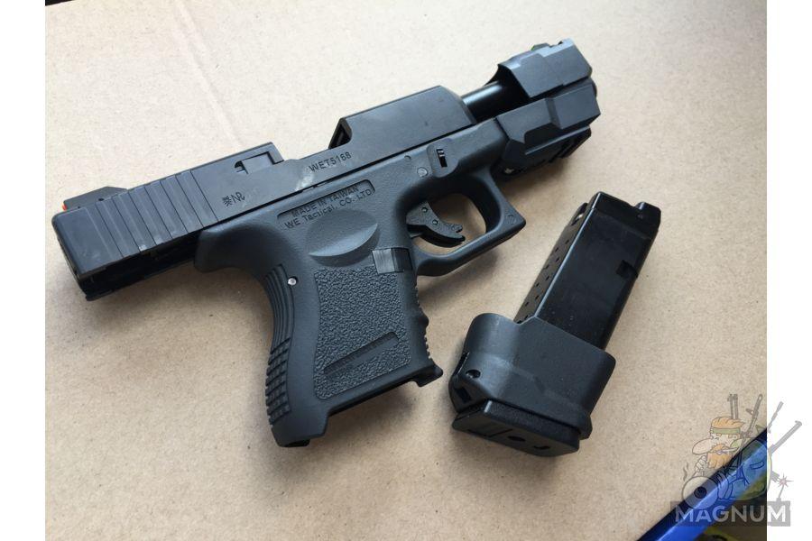 IMG 4816 - Пистолет WE GLOCK-33 gen3 WE-G007A-BK / GP624