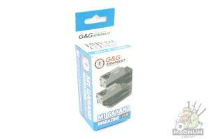Магазин G&G M1 Garand (AEG, 20 шаров, черный) G-08-138