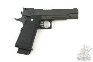 G.6SPRING 1 300x200 - Пистолет Galaxy COLT1911PD с кобурой G.6+ SPRING