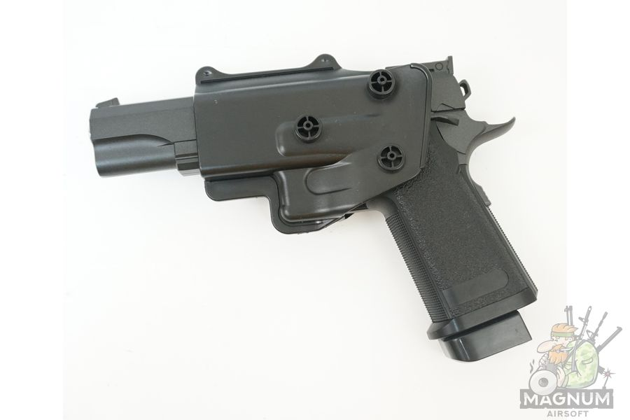 G.6SPRING 3 - Пистолет Galaxy COLT1911PD с кобурой G.6+ SPRING
