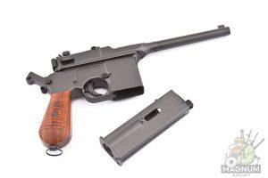 Пистолет KWC Mauser M712 Full Auto CO2 GBB (KCB-18DHN)