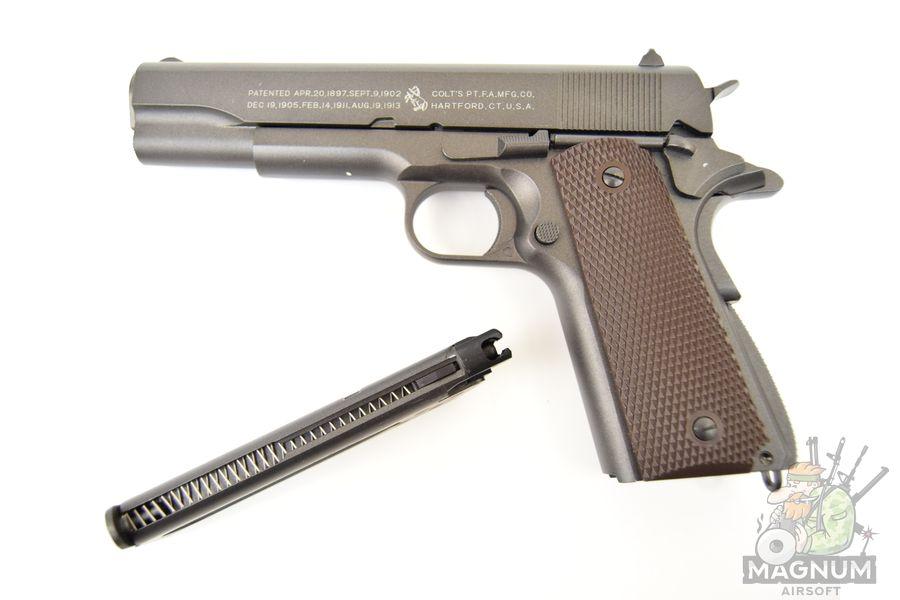 Пистолет KWC COLT M1911A1 CO2 (KCB-76AHN)