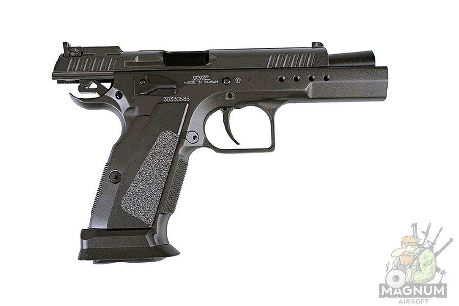 Пистолет KWC CZ 75 TS CO2 GBB (KCB-88AHN)
