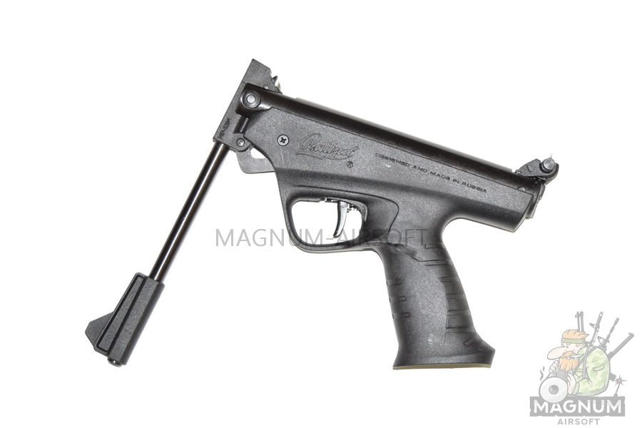 MR 53 4 - Пистолет пневматический МР-53 м ряд к.4,5