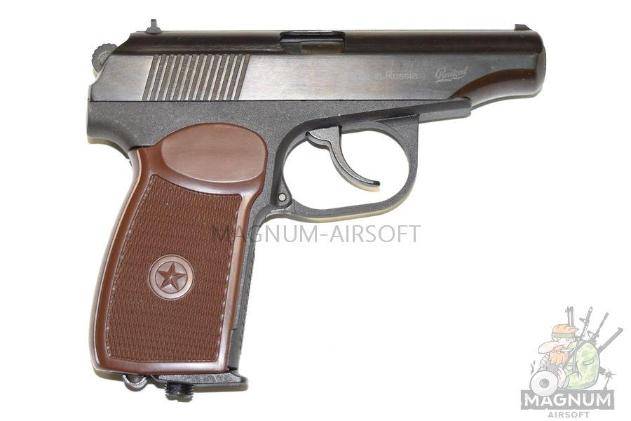 MR 654K 20 1 - Пистолет пневматический МР-654К-20 с обновленной рукояткой к.4,5