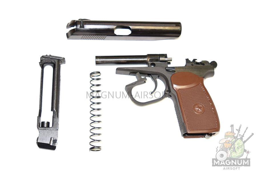 MR 654K 20 4 - Пистолет пневматический МР-654К-20 с обновленной рукояткой к.4,5