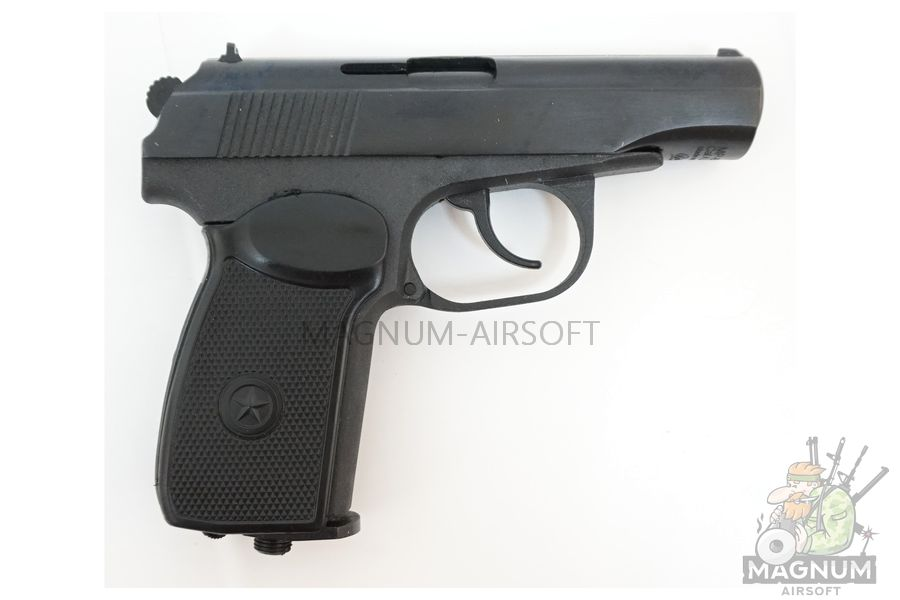 MR 654K 32 1 1 - Пистолет  пневматический МР-654К-32-1 к.4,5