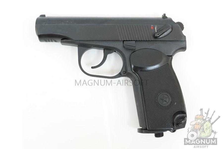MR 654K 32 1 2 - Пистолет пневматический МР-654К-32-1 к.4,5