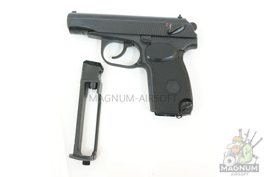 MR 654K 32 1 3 - Пистолет  пневматический МР-654К-32-1 к.4,5