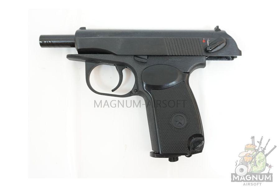 MR 654K 32 1 4 - Пистолет  пневматический МР-654К-32-1 к.4,5