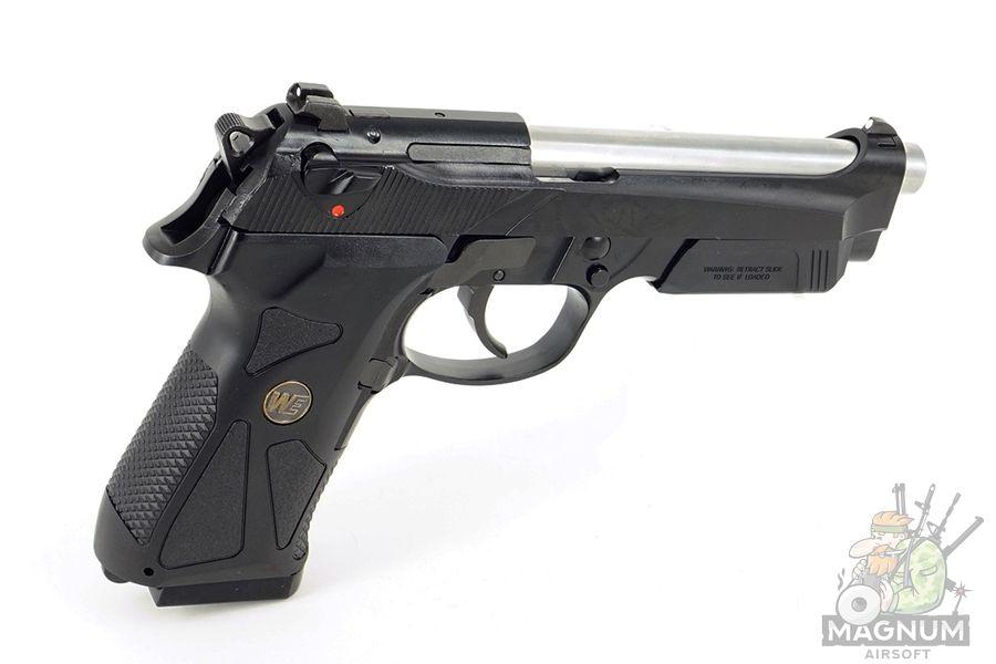Пистолет WE BERETTA 904 (90-Two) WE-M015-BK