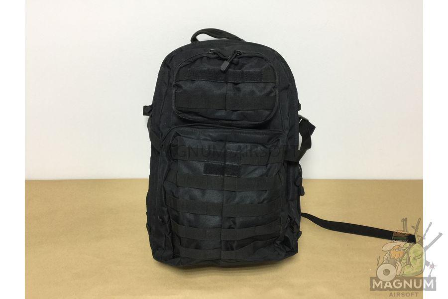 IMG 5430 - Рюкзак тактический 32 литра AS-BS0101B (32x48x21cm) - Черный