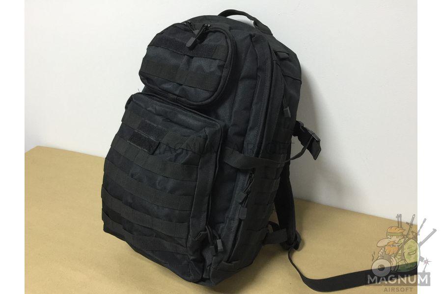 IMG 5431 - Рюкзак тактический 32 литра AS-BS0101B (32x48x21cm) - Черный