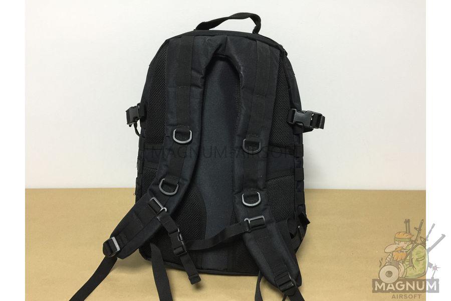 IMG 5432 - Рюкзак тактический 32 литра AS-BS0101B (32x48x21cm) - Черный