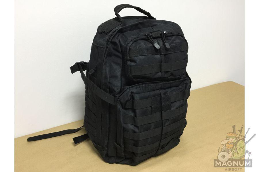 IMG 5434 - Рюкзак тактический 32 литра AS-BS0101B (32x48x21cm) - Черный