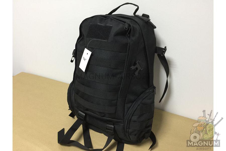 IMG 5441 - Рюкзак тактический 20 литров - Черный (32x49x15cm)