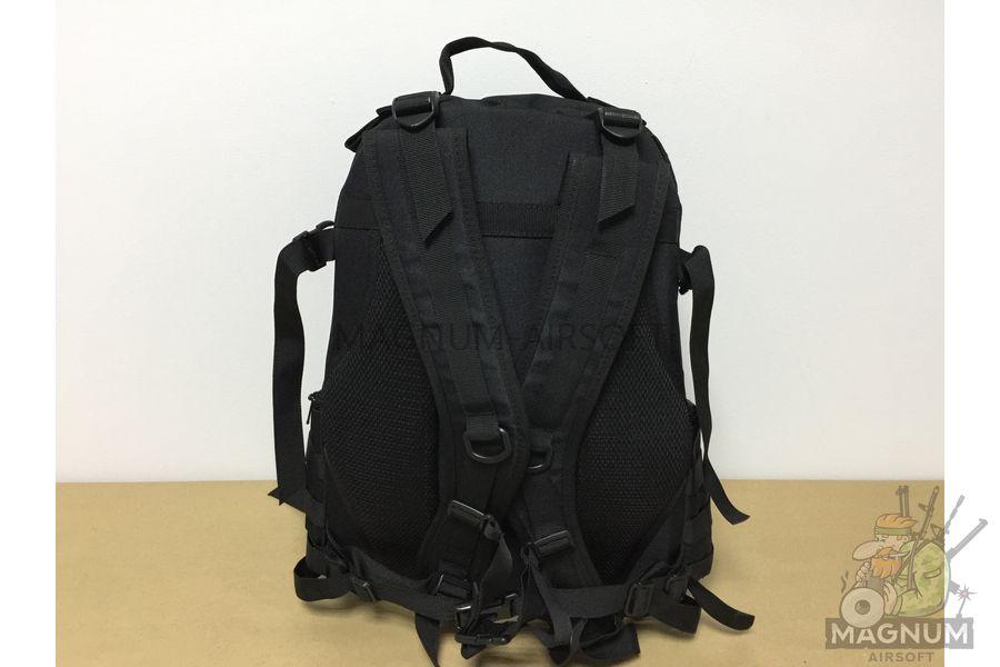 IMG 5443 - Рюкзак тактический 20 литров - Черный (32x49x15cm)