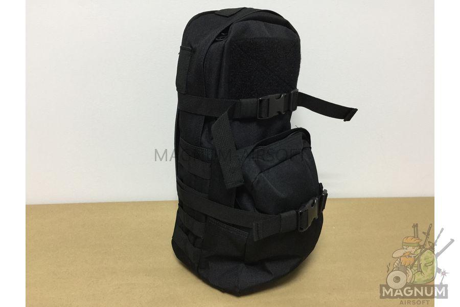 IMG 5456 - Рюкзак MAP реплика (20х38х16cm) - Черный