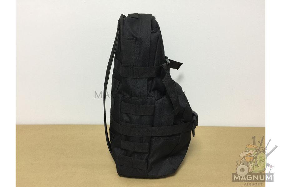 IMG 5457 - Рюкзак MAP реплика (20х38х16cm) - Черный
