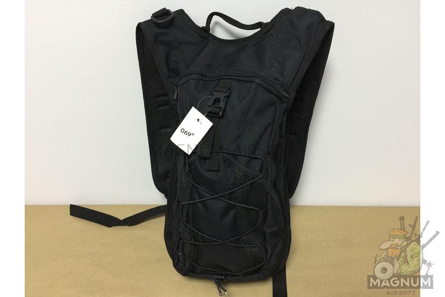 IMG 5460 - Рюкзак тактический 14 литров AS-BS0106B (24x41x14cm) - Черный
