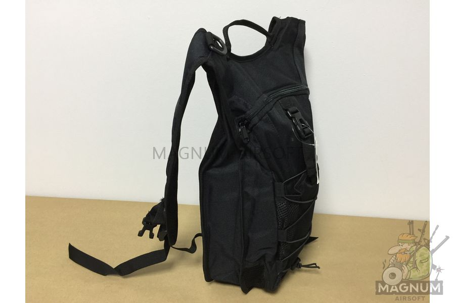 IMG 5461 - Рюкзак тактический 14 литров AS-BS0106B (24x41x14cm) - Черный